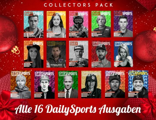 Christmas Special: DailySports Collectors Pack